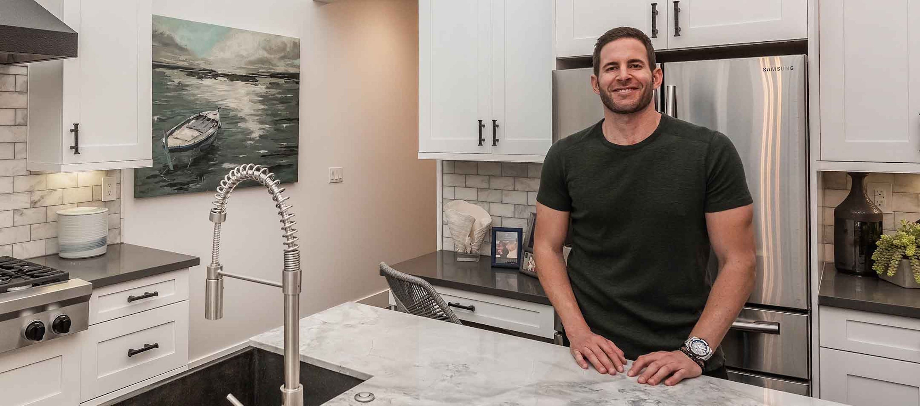 3127a379e057 Secrets From People Who Stumbled  How Tarek El Moussa Flipped Life ...