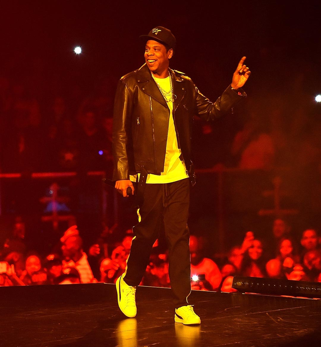 jay z on stage mobile