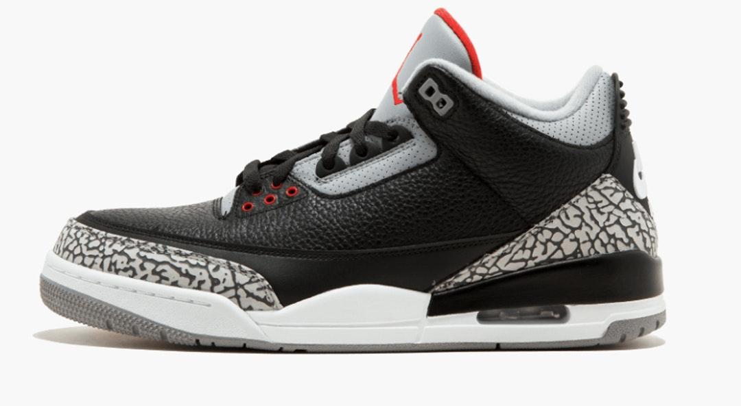 Air Jordan 3s