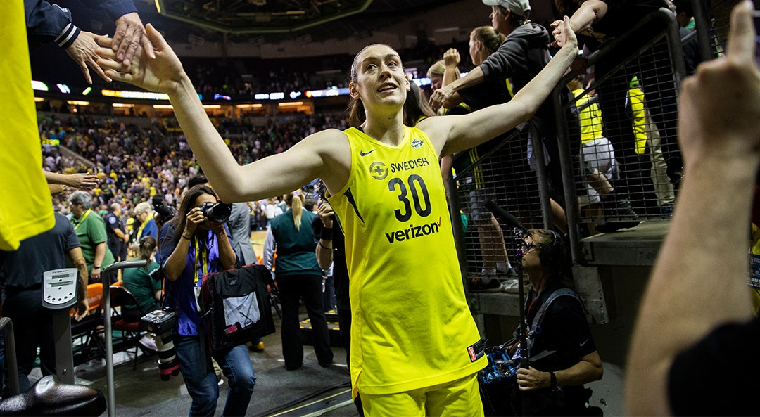 For the WNBA\'s Stars, Another Season Is Just Beginning — ONE37pm