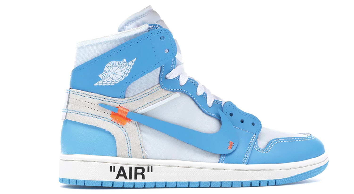 Carolina Off White 1s