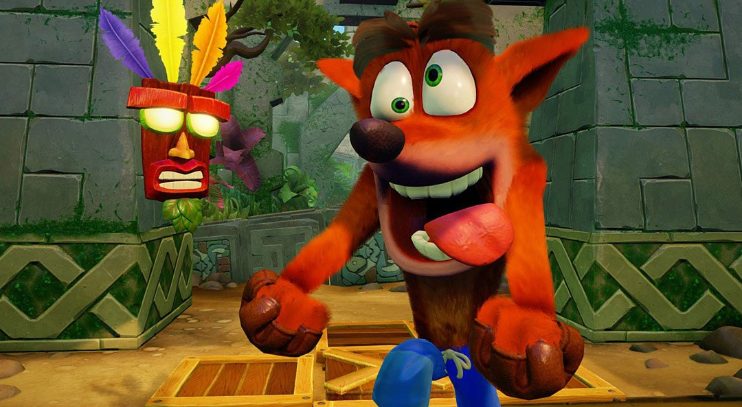 Crash Bandicoot categoryimage