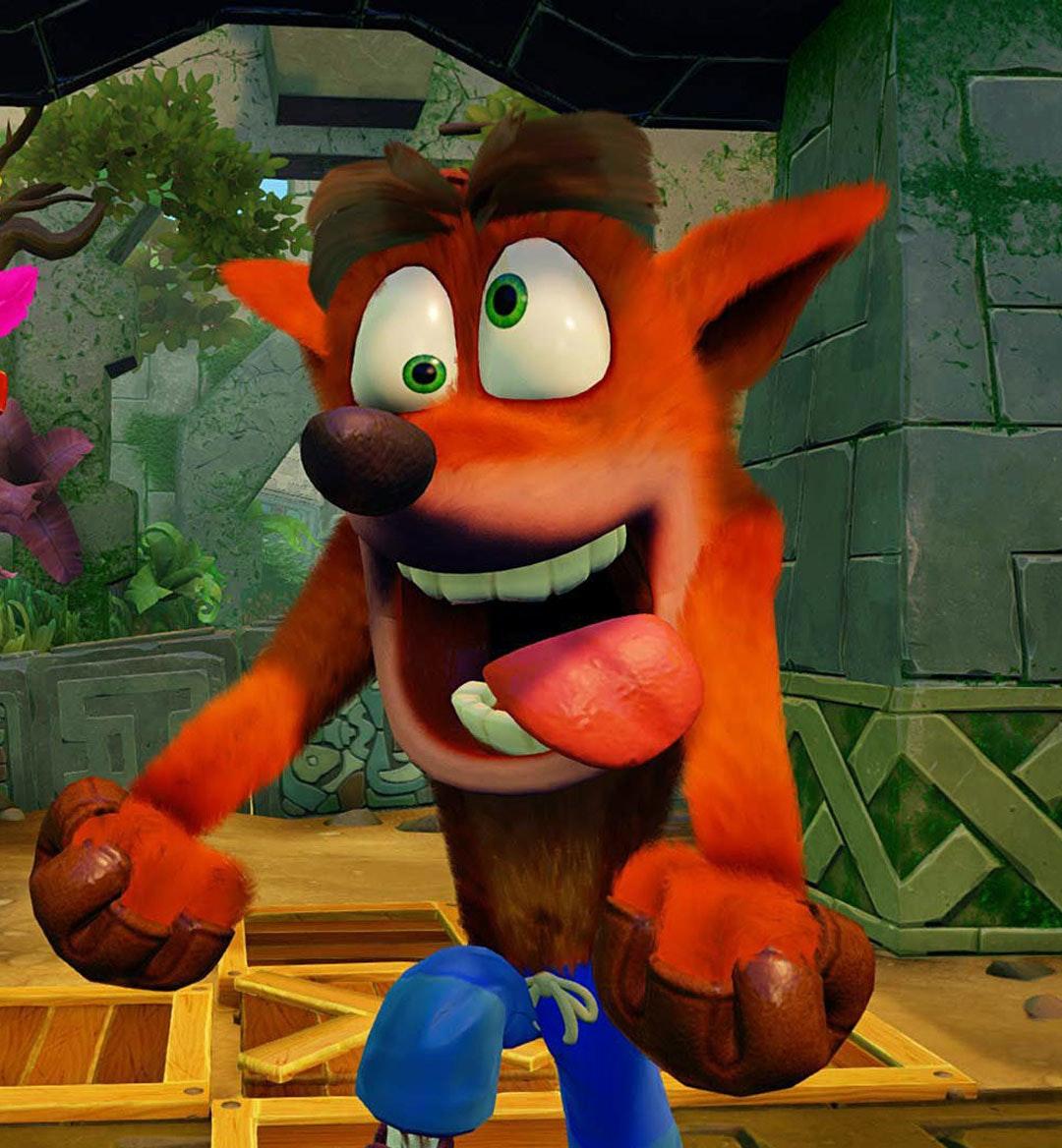 Crash Bandicoot mobileimage