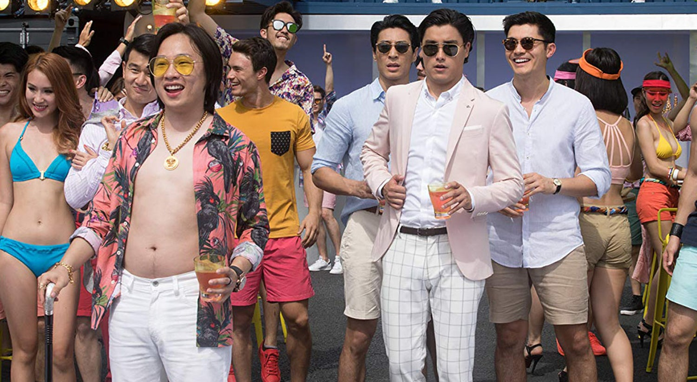 Crazy Rich Asians Jimmy O Yang