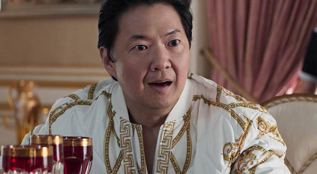 Crazy Rich Asians Ken Jeonge