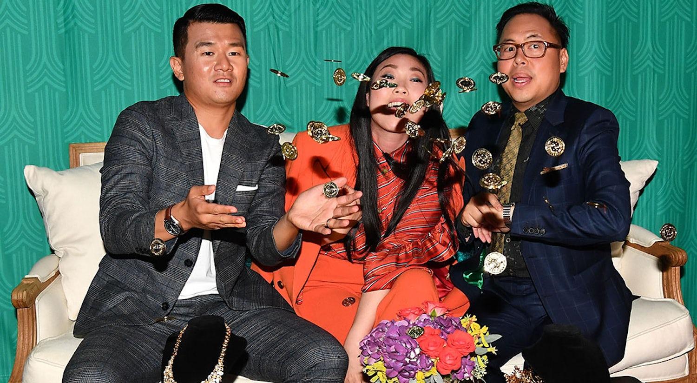 Crazy Rich Asians Ronny Chieng