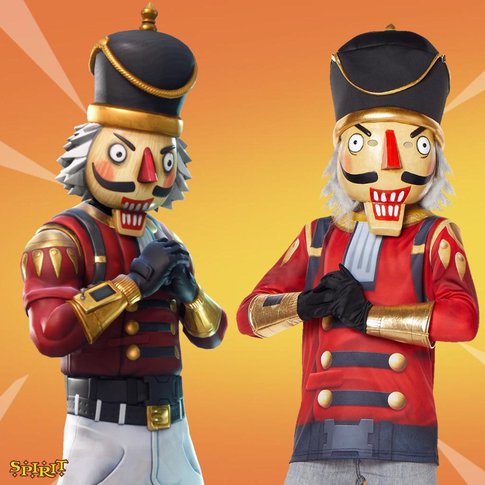 Fortnite costume 2