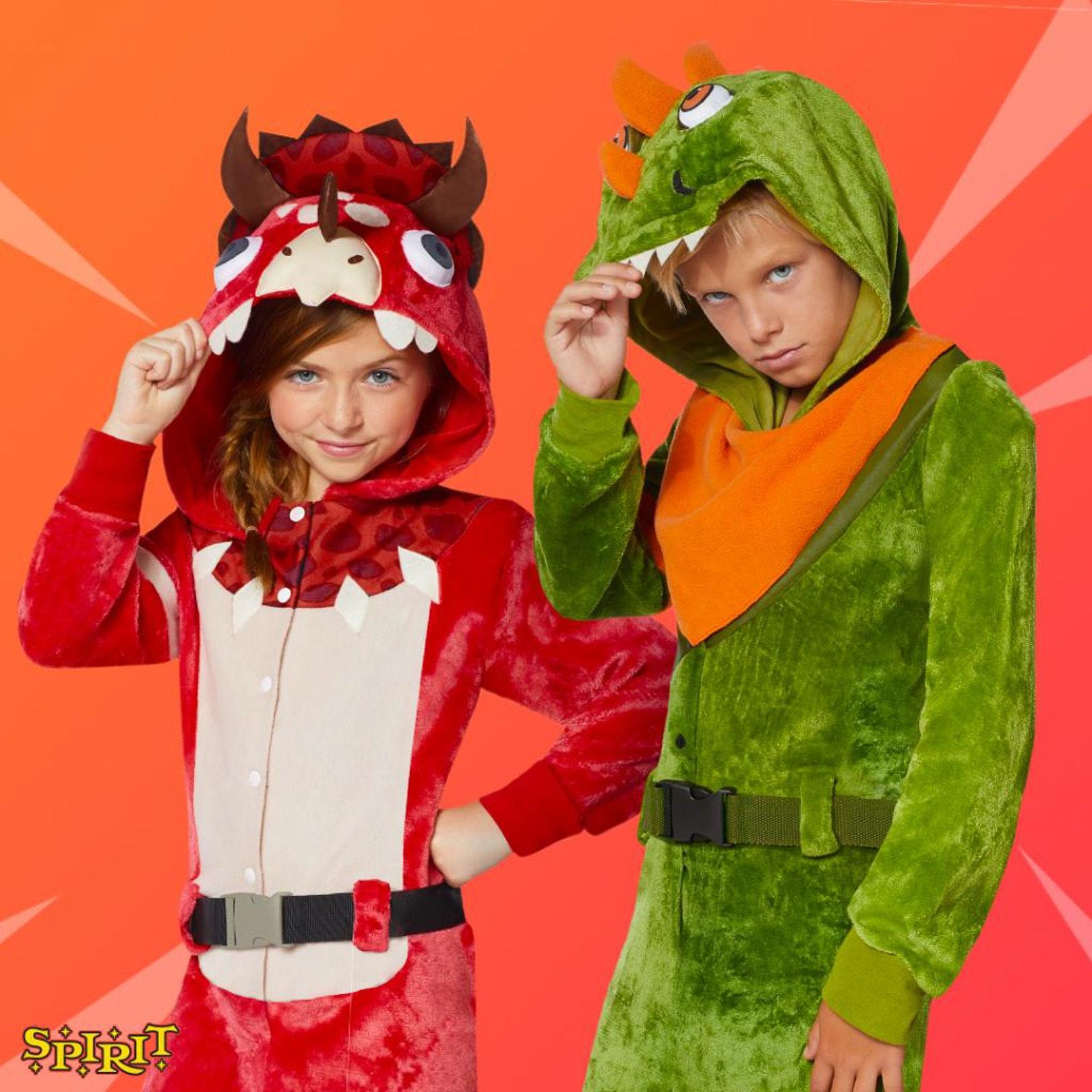 Fortnite costume 4