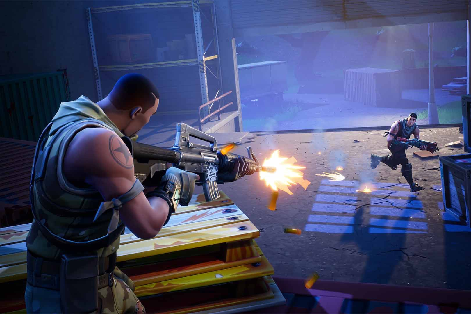 Fortnite in article