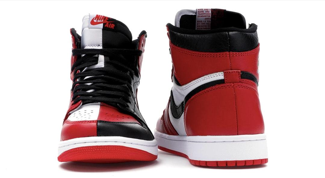 Homage Jordan 1s
