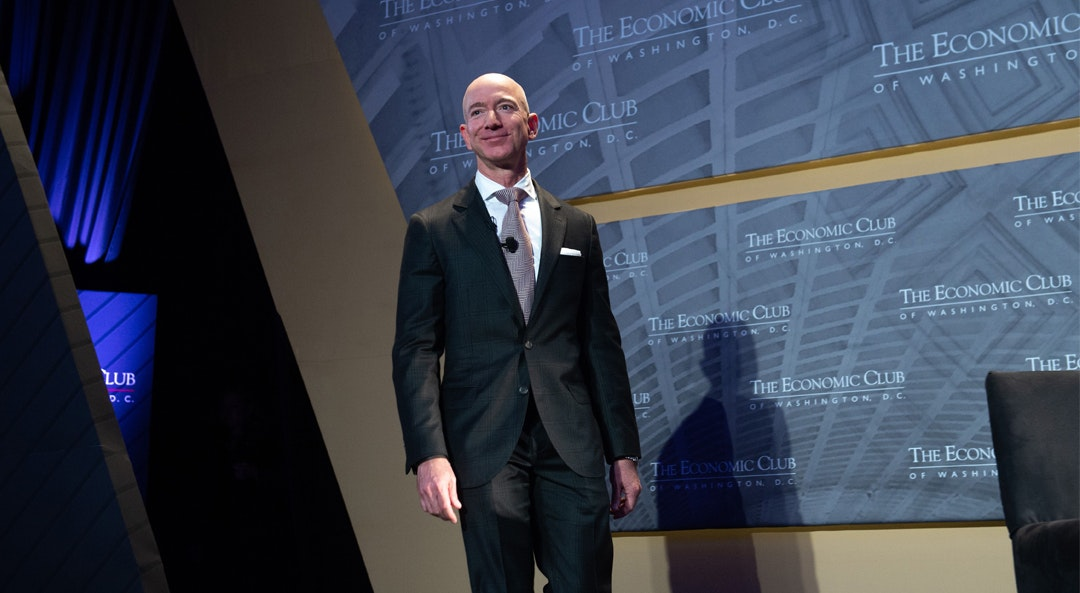 Jeff Bezos powerpoint category