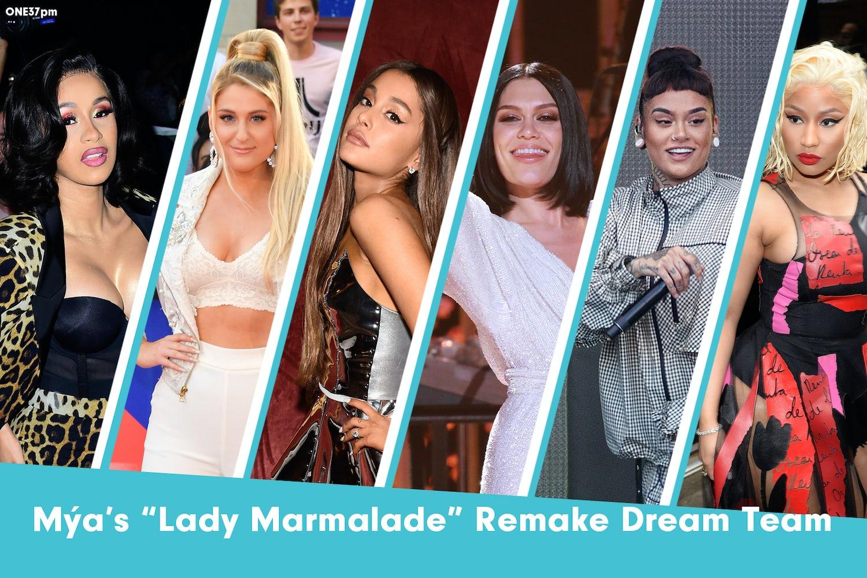 Myas Lady Marmalade 2018