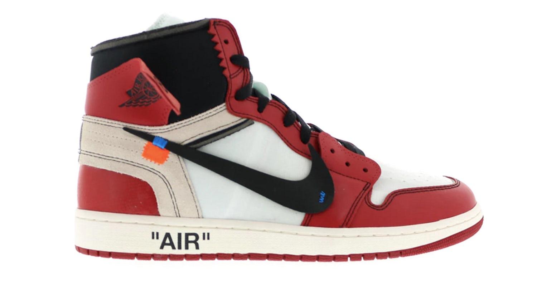Off Whitre Jordans 1s