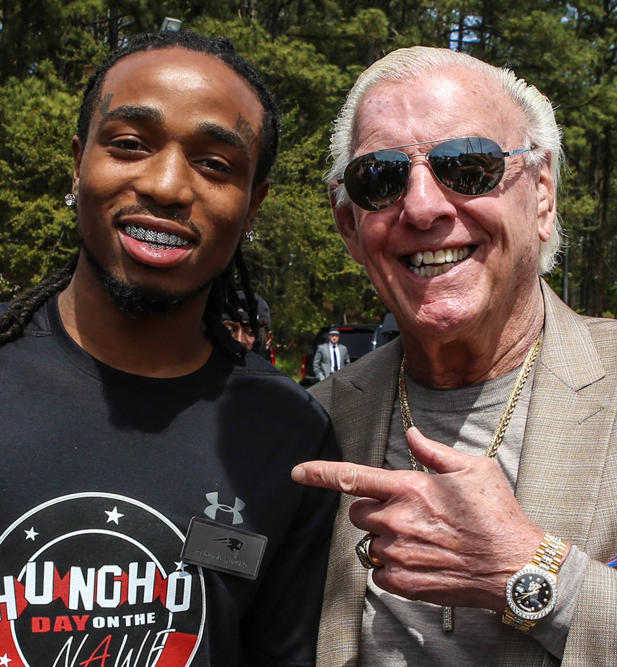 Quavo Ric Flair desktop