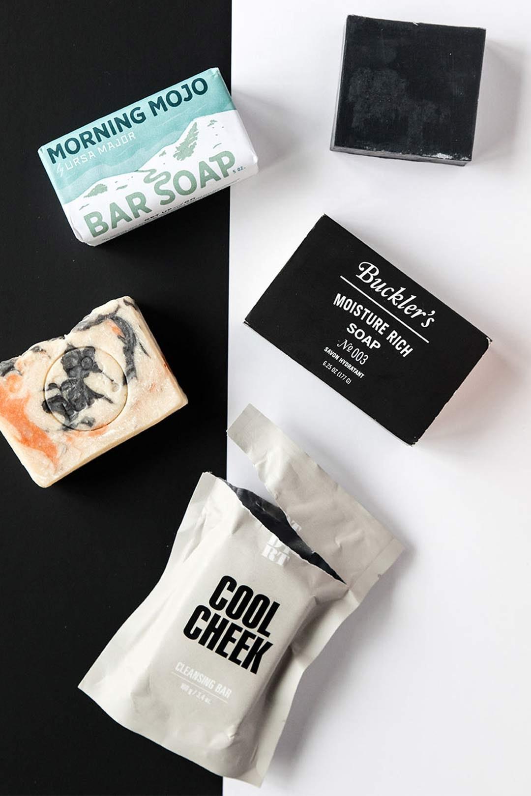 bar soaps grooming