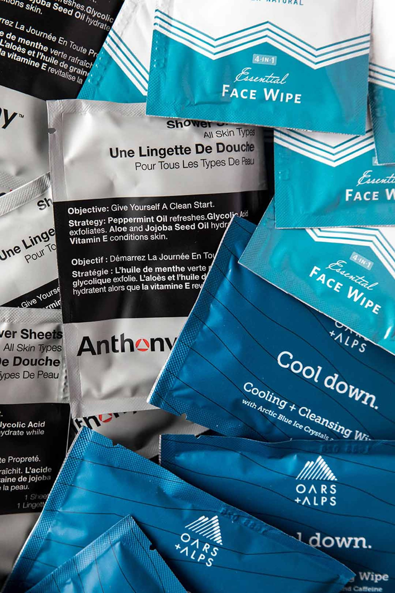face wipes grooming