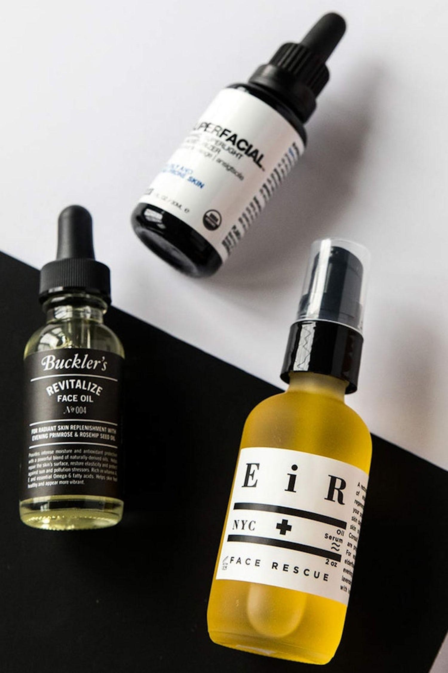 facial oil grooming 0