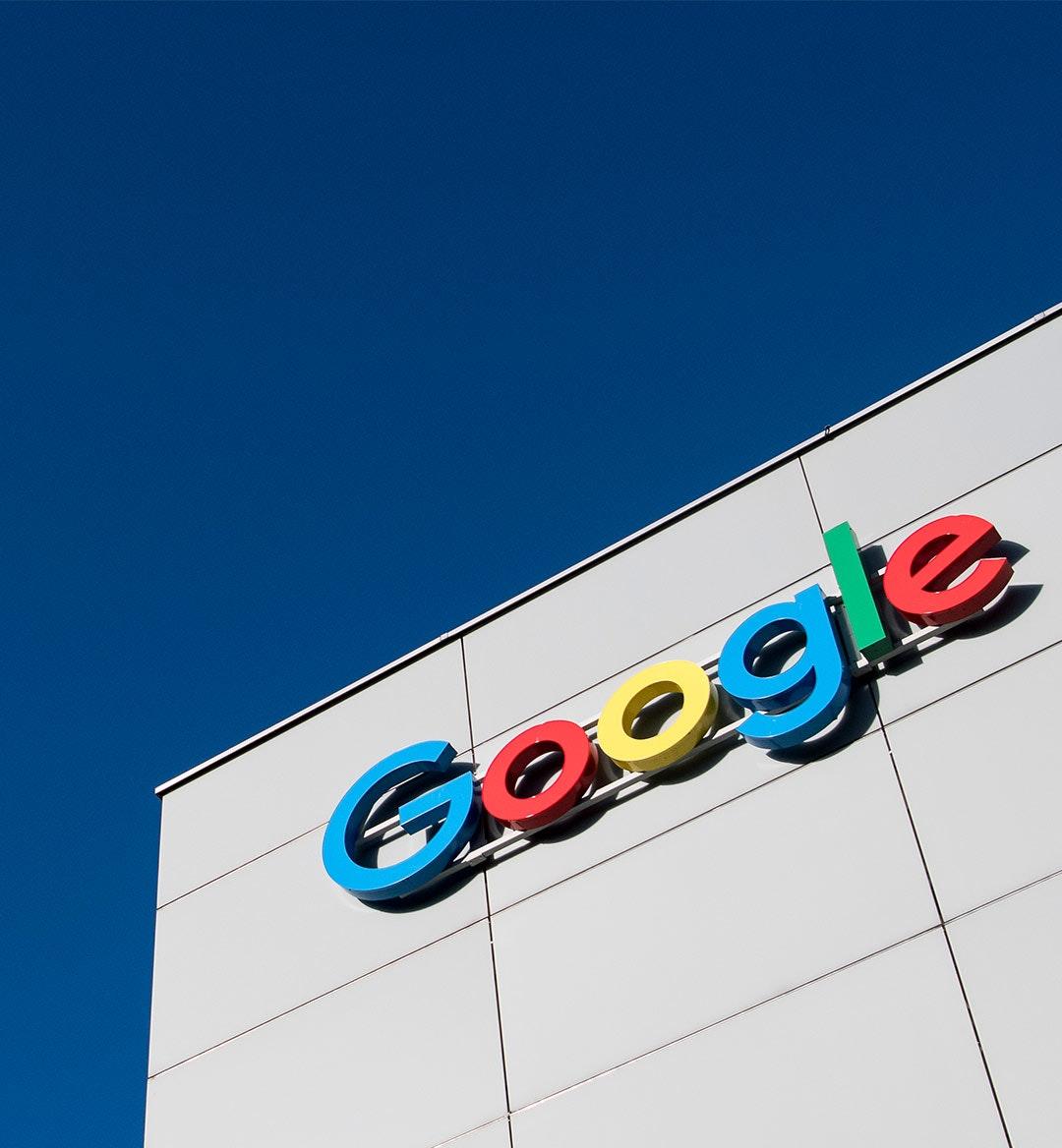 google mobile hero
