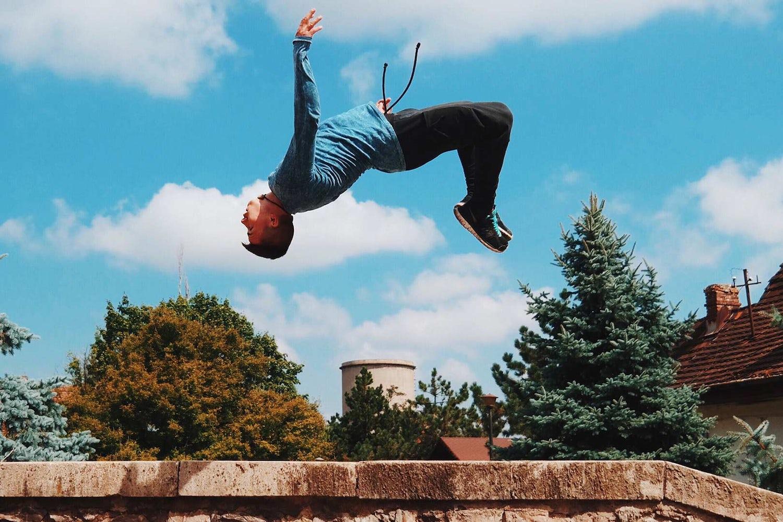 man doing backflip 1 0