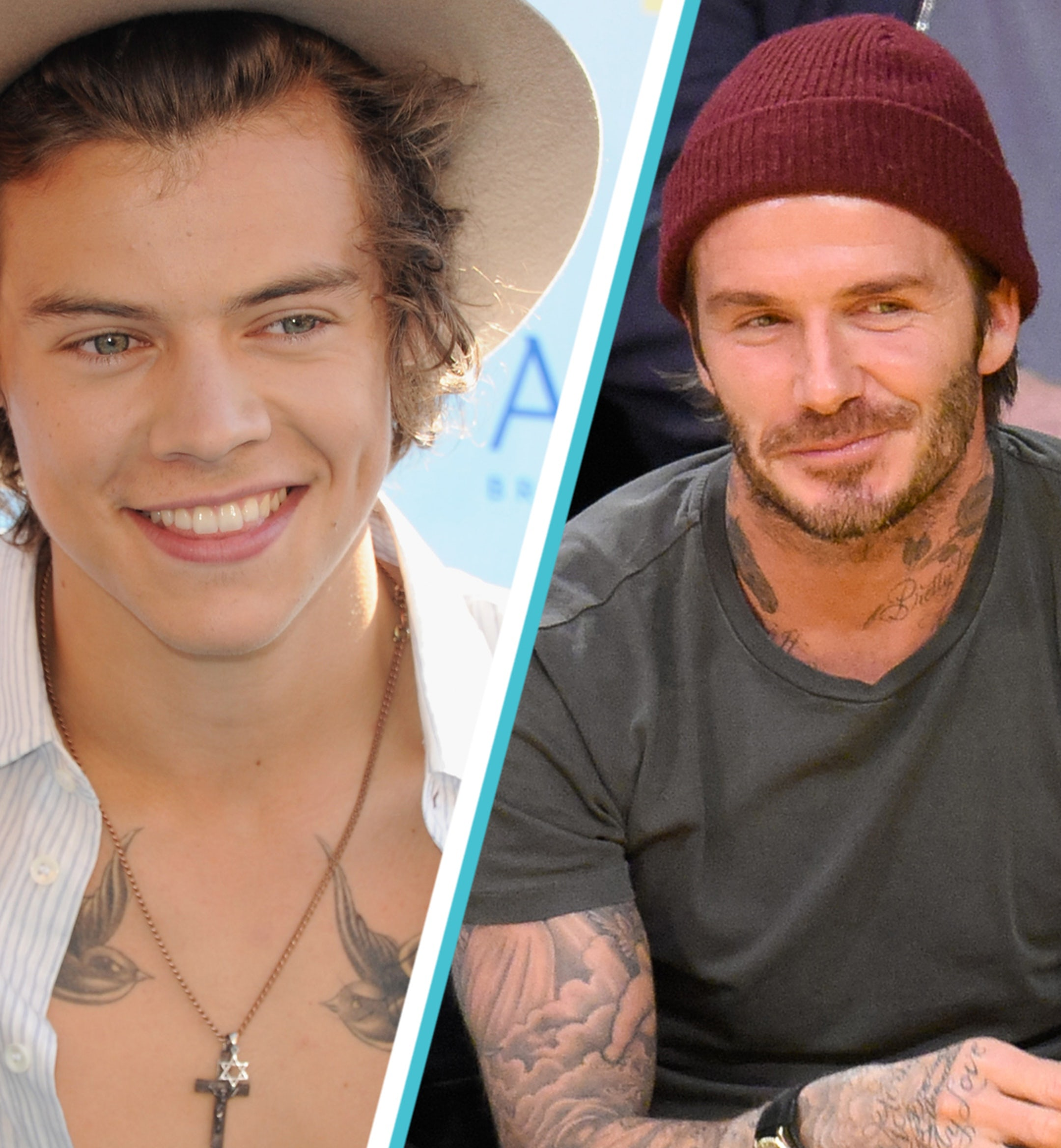 mark mahone davidbeckham harrystyles mobile Hero 0