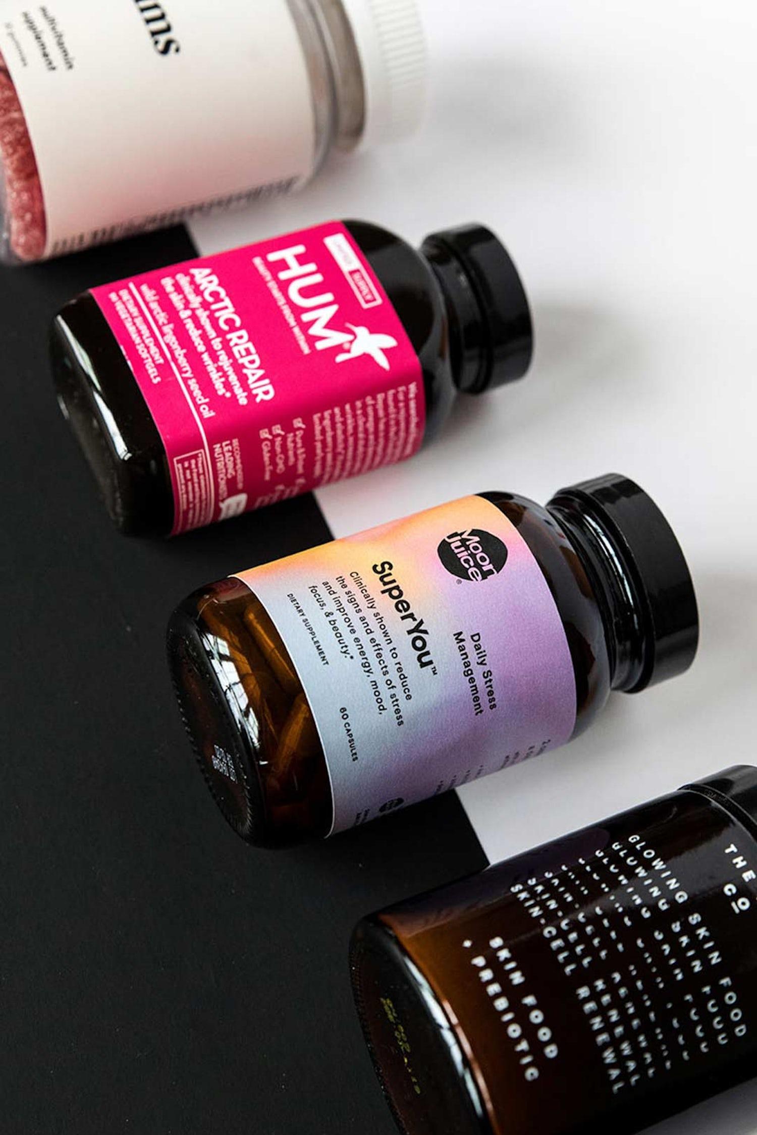 skin vitamins grooming