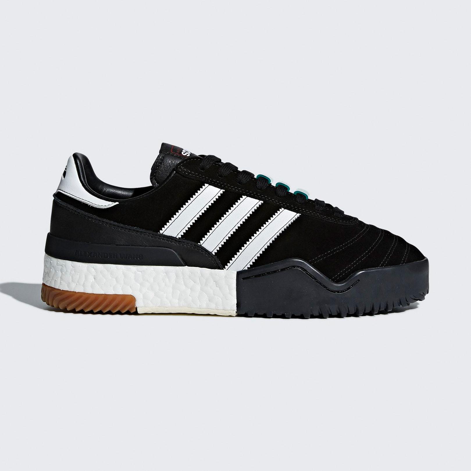 AdidasAlexangerWangSoccerInspiredSneakerBlack 0