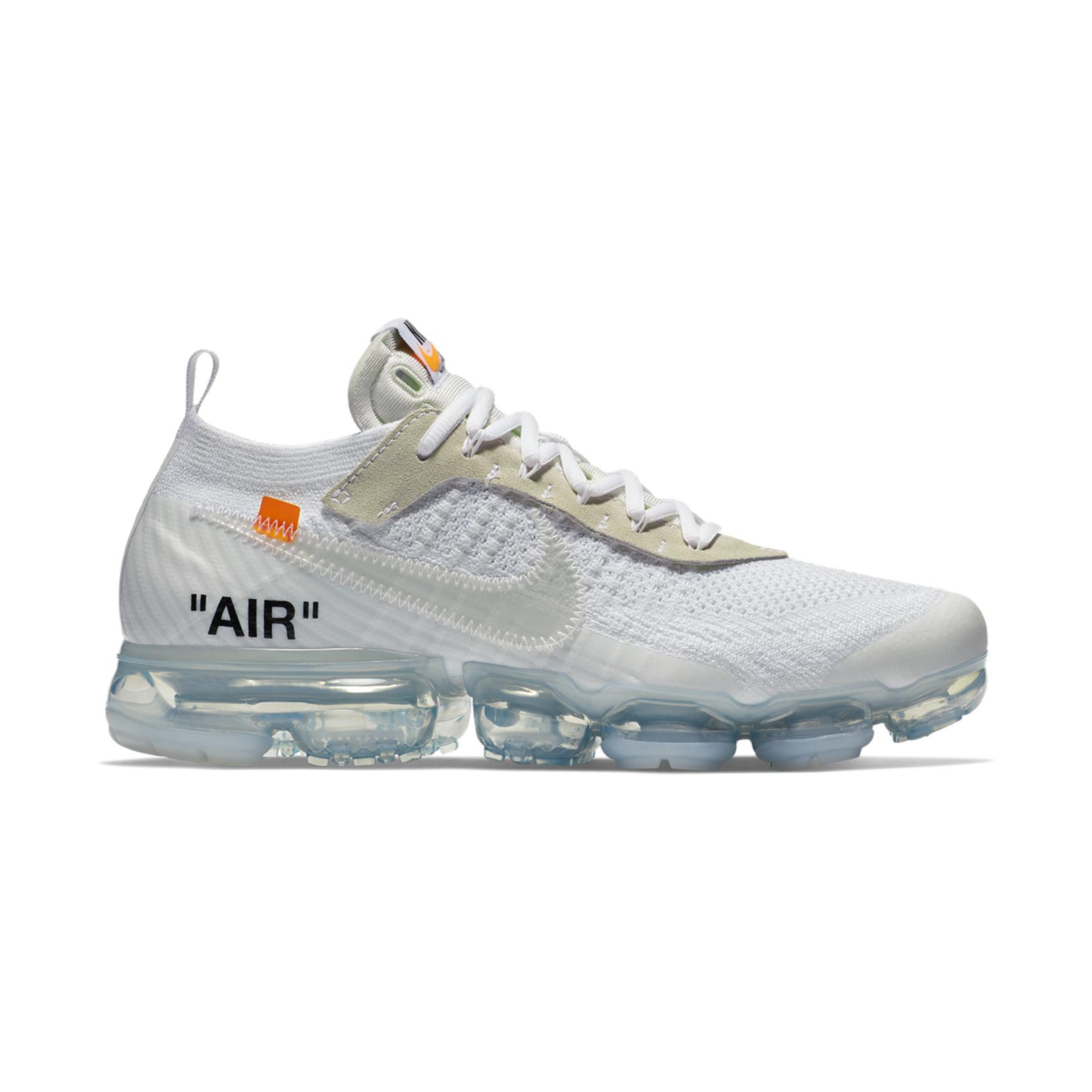 Air VaporMax White Off White