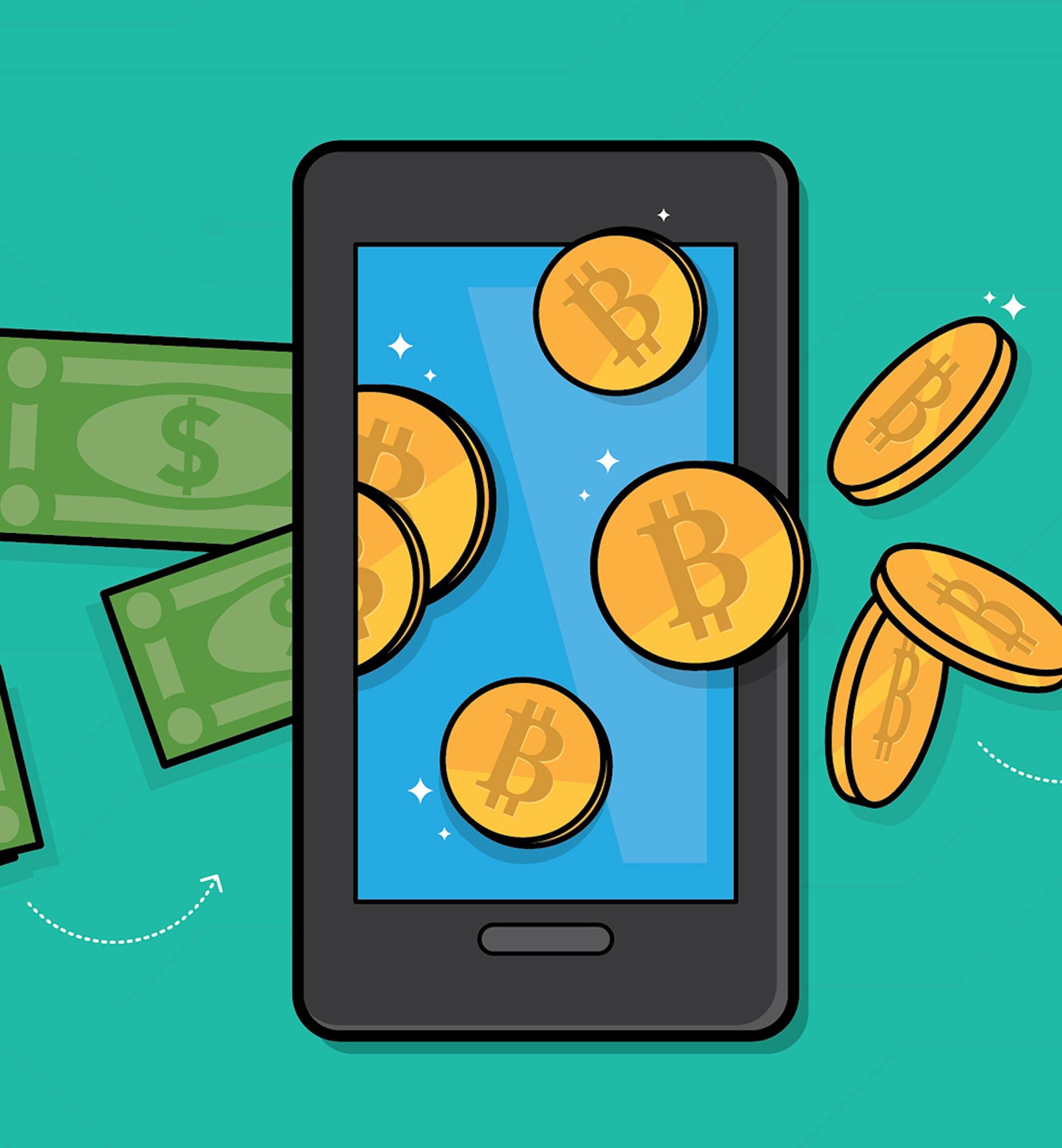 Crypto Browser mobile