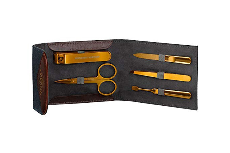 Gentlemen%27s Hardware Travel Manicure Kit 1