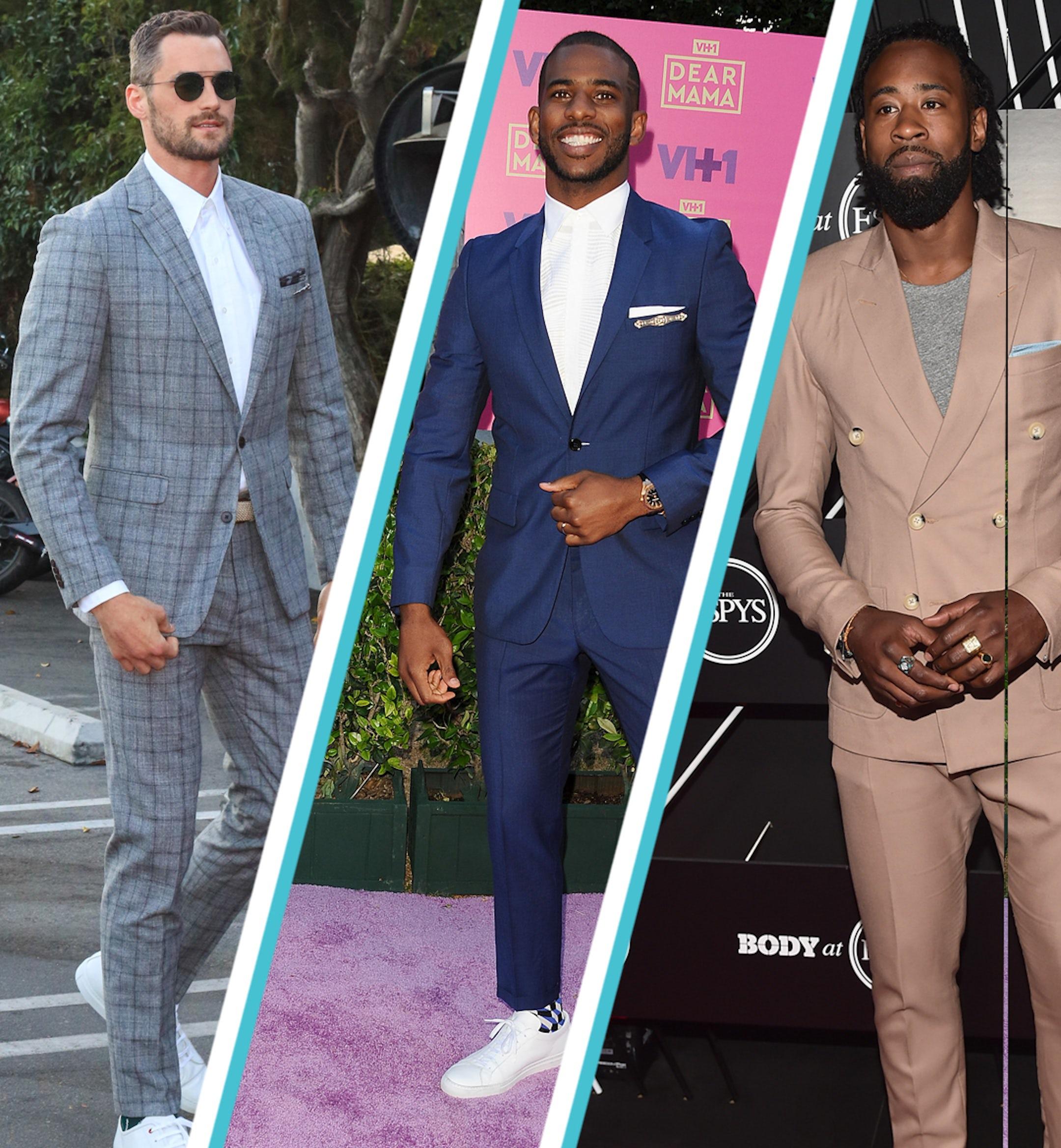 NBA style suits Desktop Hero