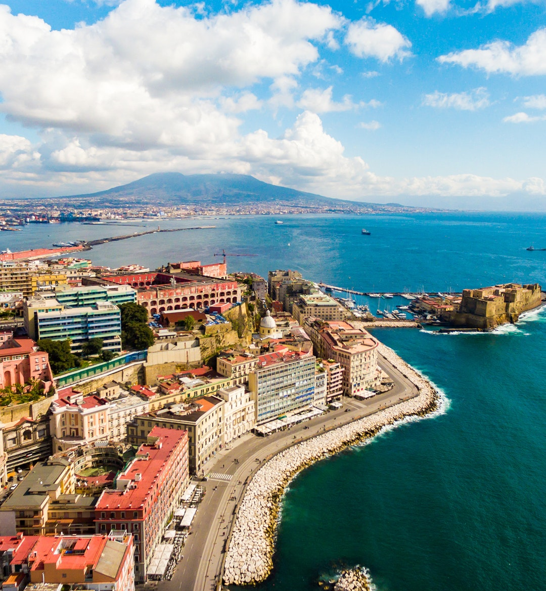 Naples Italy mobile