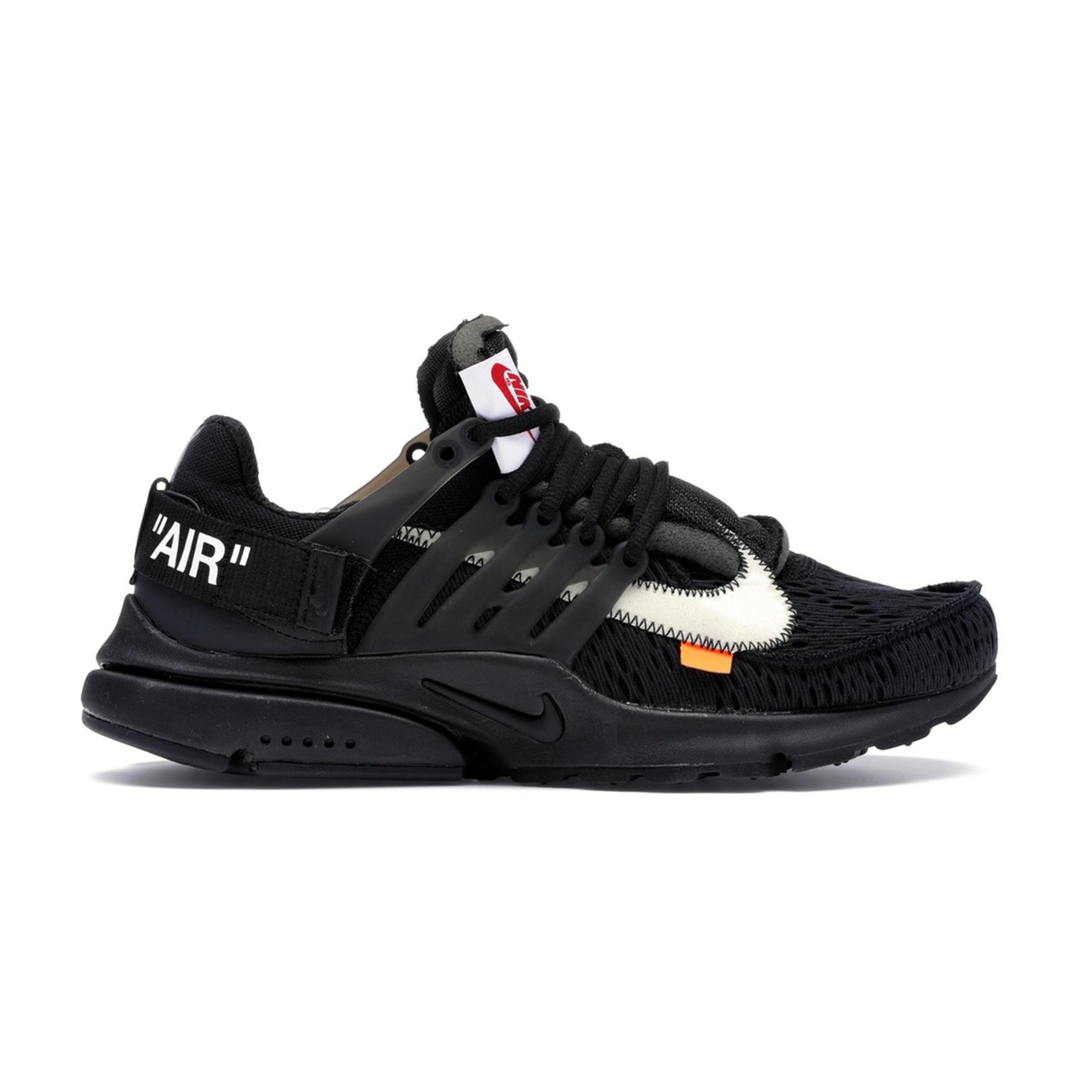 Nike Presto Black   Off White