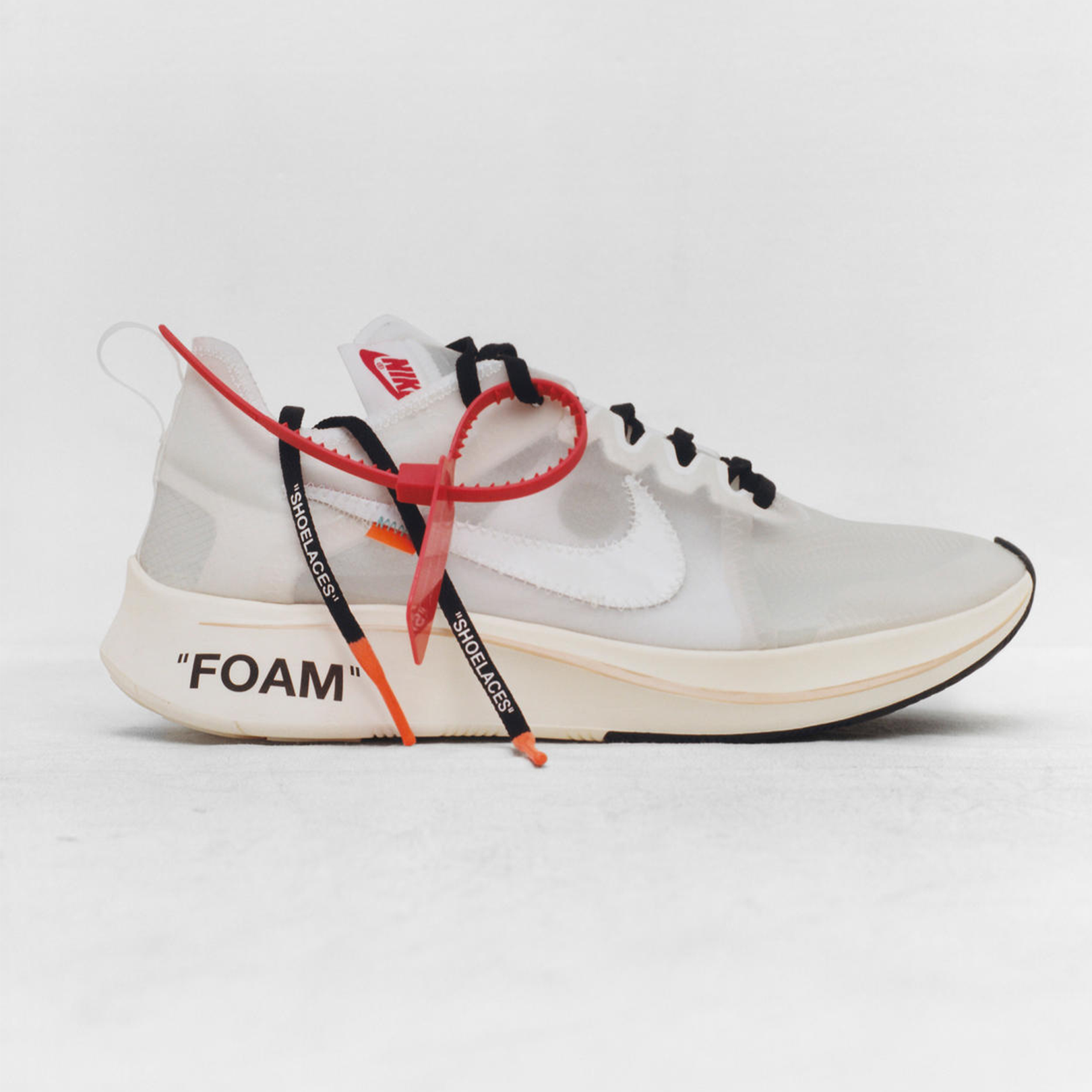 Virgil Abloh's Off-White Nike Collabs