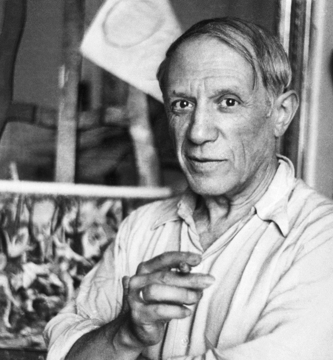 Pablo Picasso mobile