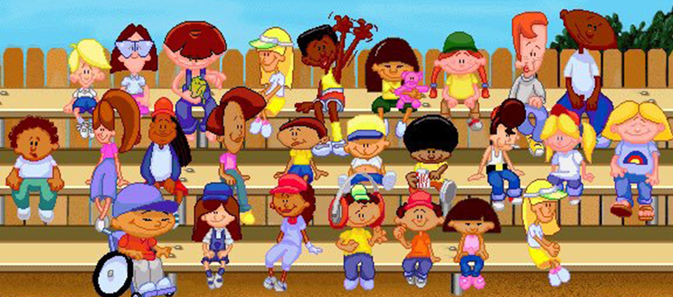 21 Years Of Backyard Baseball Who Was Your Favorite Player