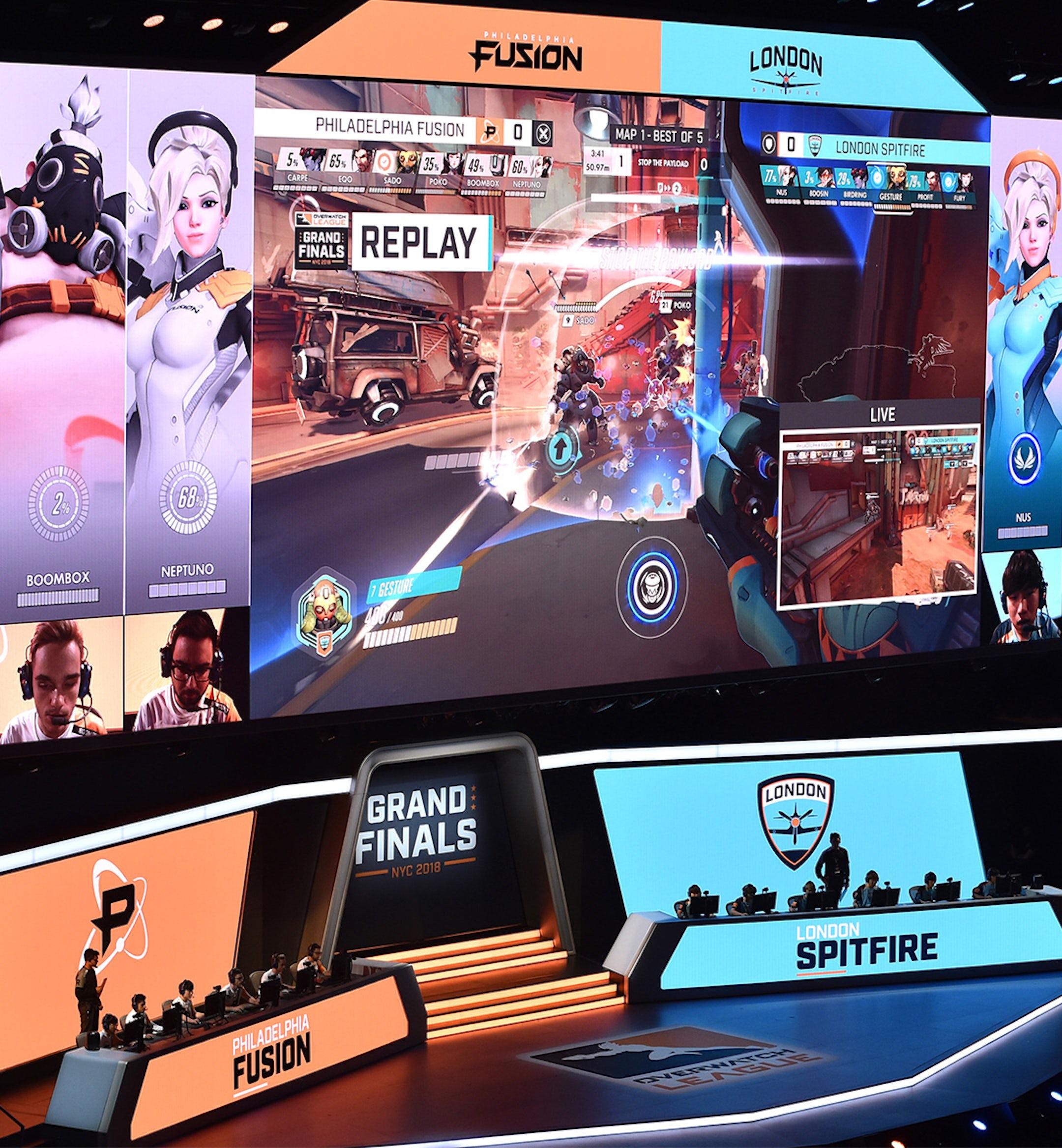 esports spitfire fusion mobile 0