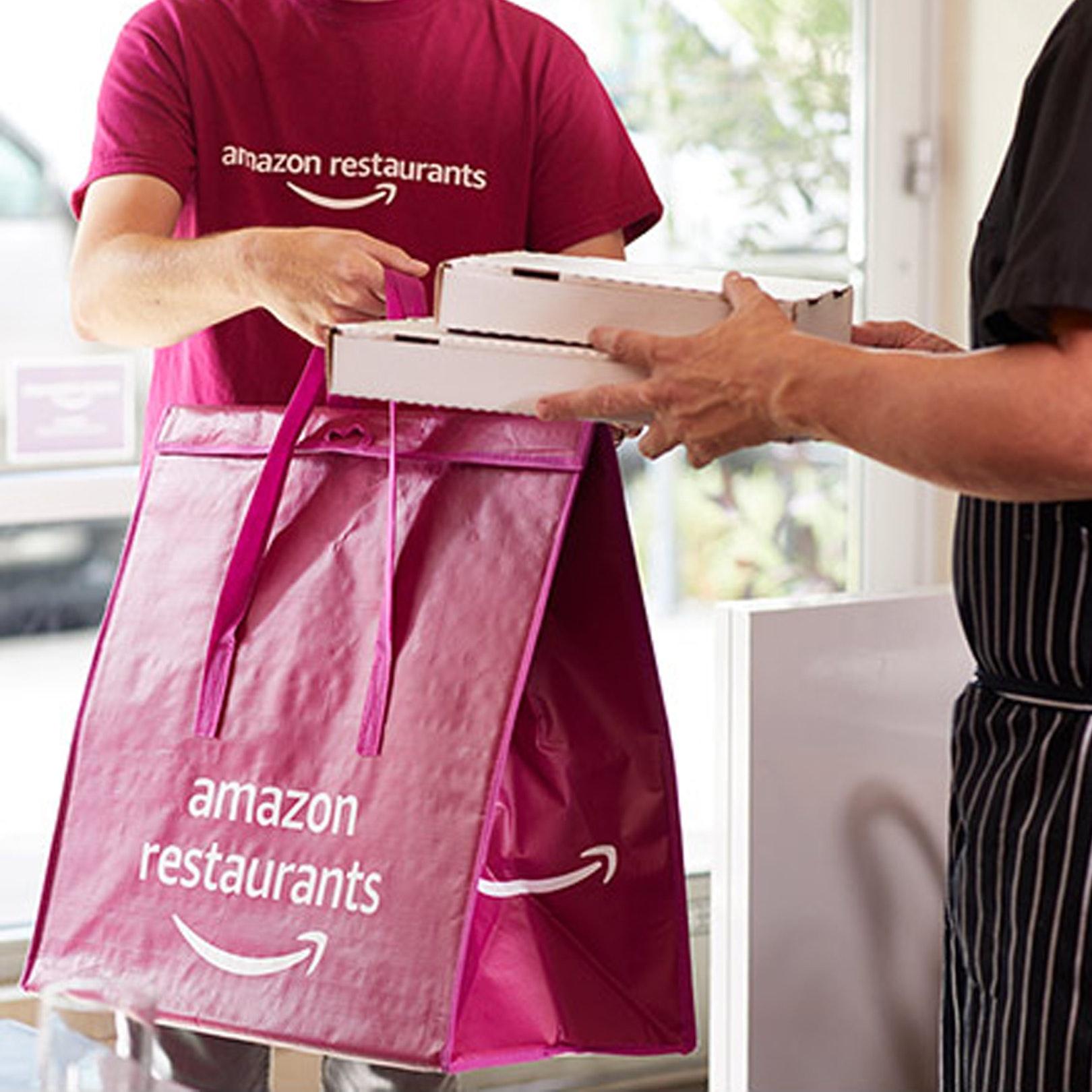 Amazon Restaurants order deals