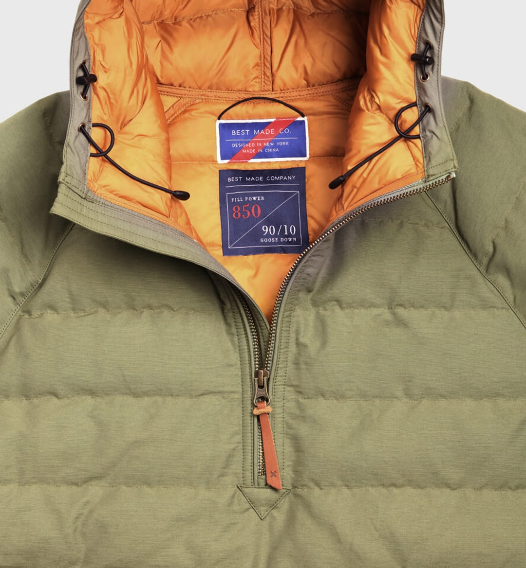 Best Made Co puffer jacket mobile