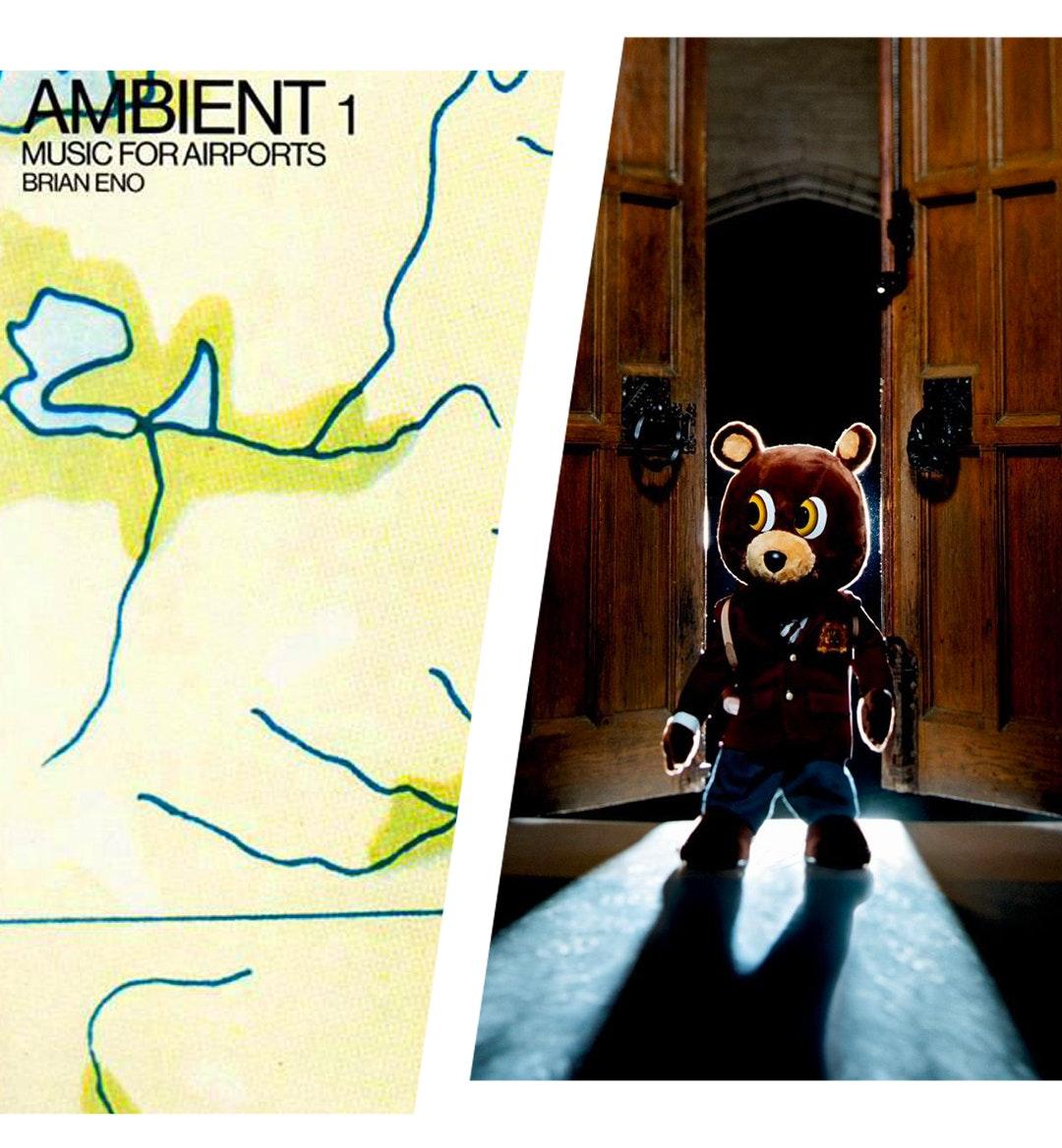 Brian Eno Frank Ocean Kanye mobile