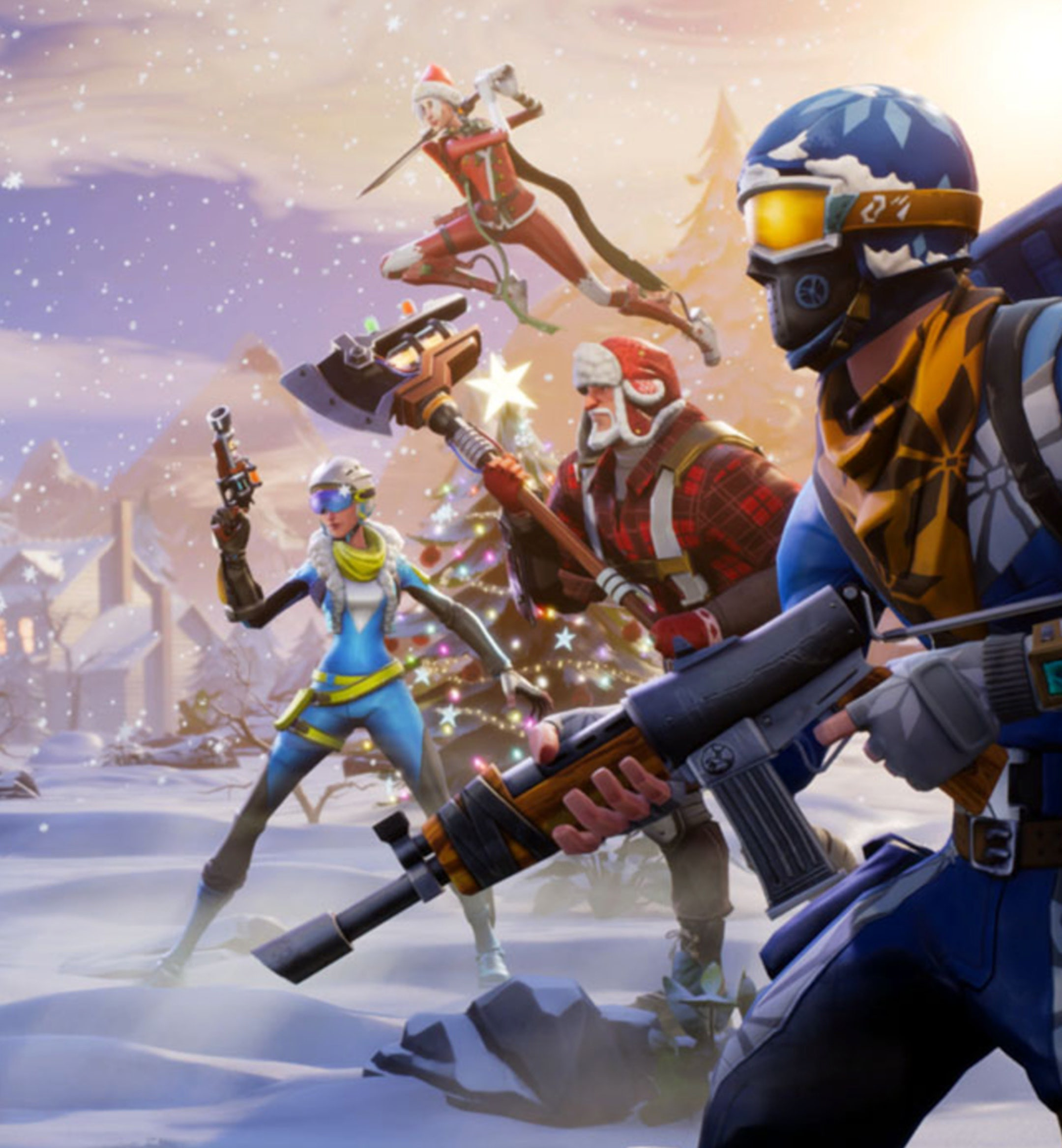 What Is 'Fortnite' Creator Epic Games Going To Do With $1 ...
