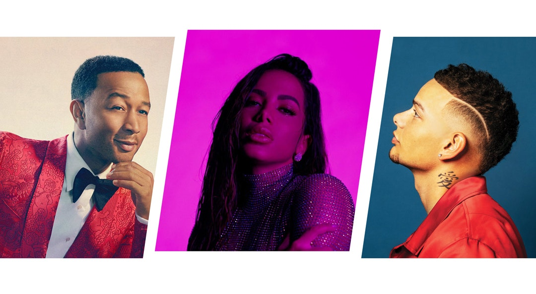 John Legend Anitta Kane Brown cat