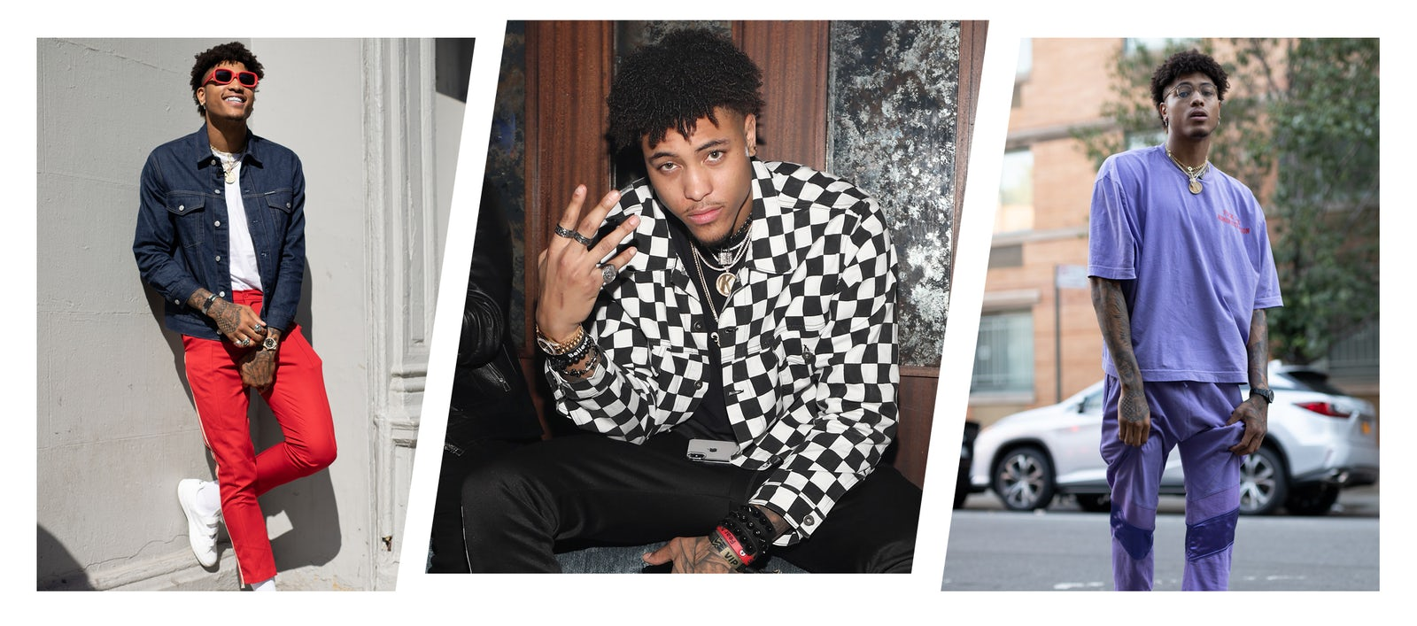 Kelly Oubre Jr. Is the NBA s New Style God    ONE37pm 6b52260f8