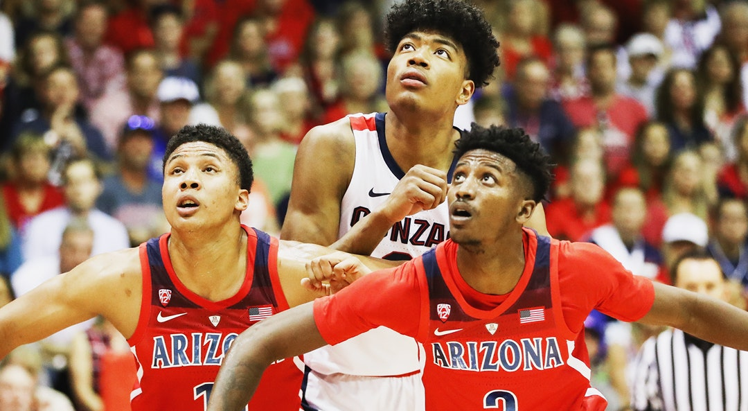 Maui Invitational Arizona Wildcats Gonzaga Bulldogs cat