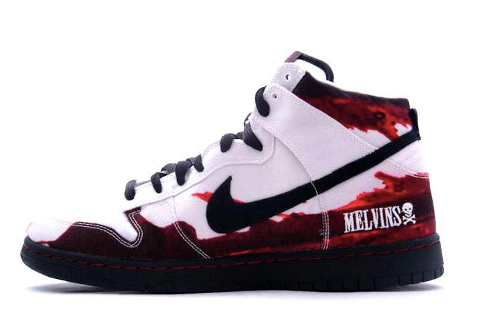 Nike Dunk High Melvin White