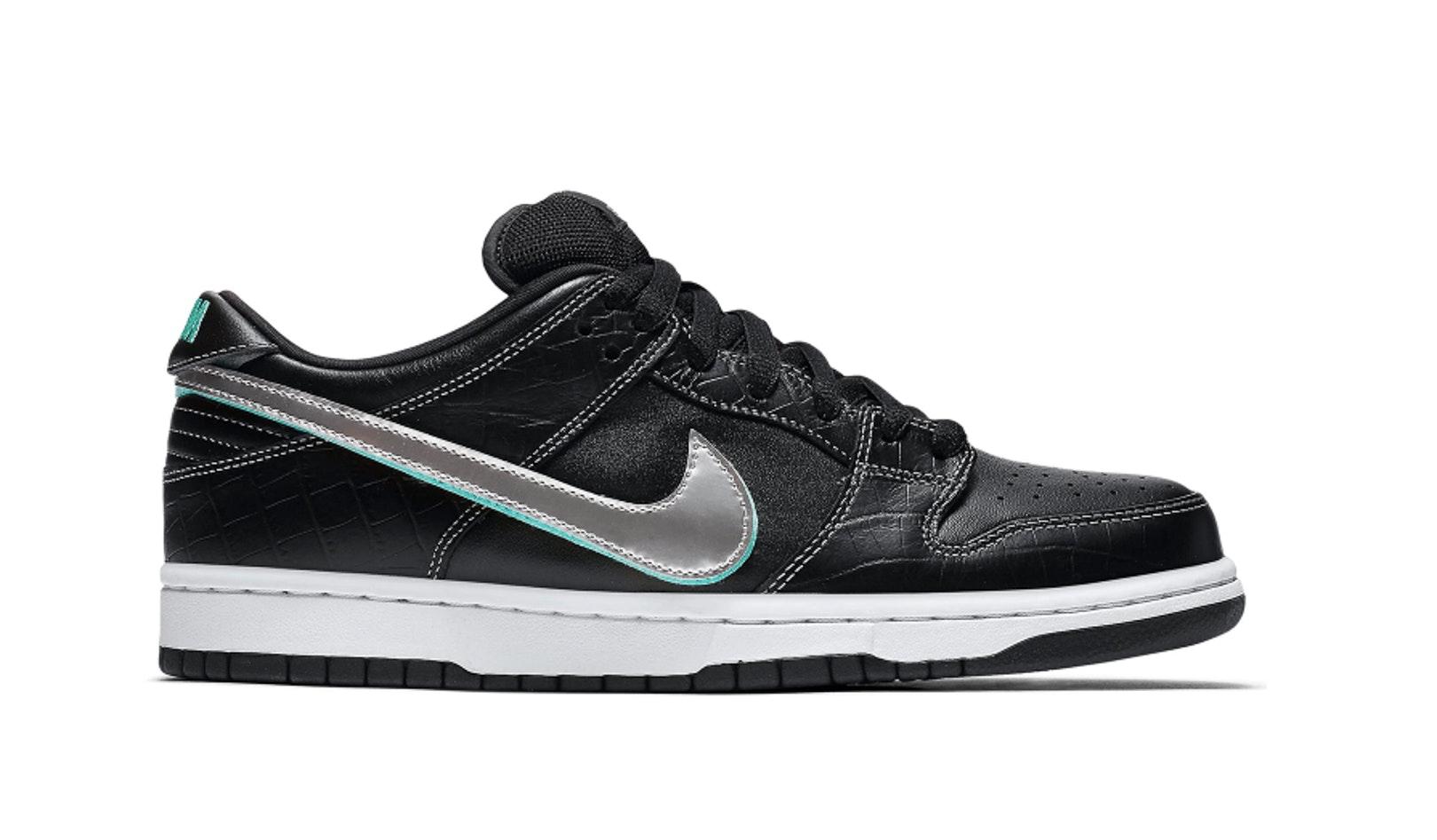 Nike Dunk low Diamond Supply Co