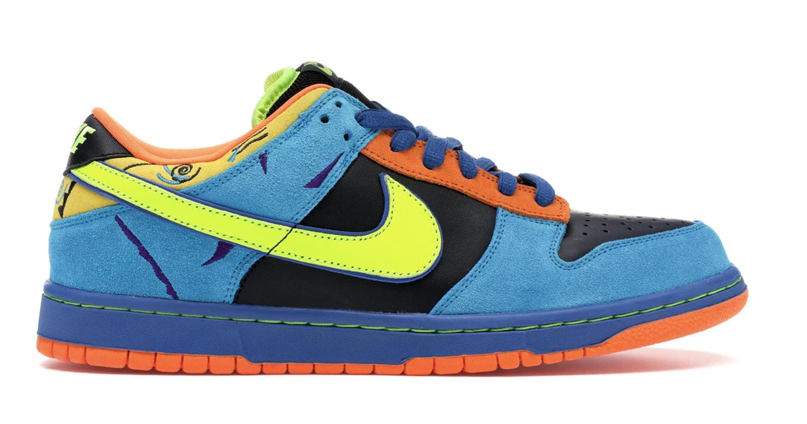 Nike Dunk Low Sk8 or Die %281 of 1%29 0