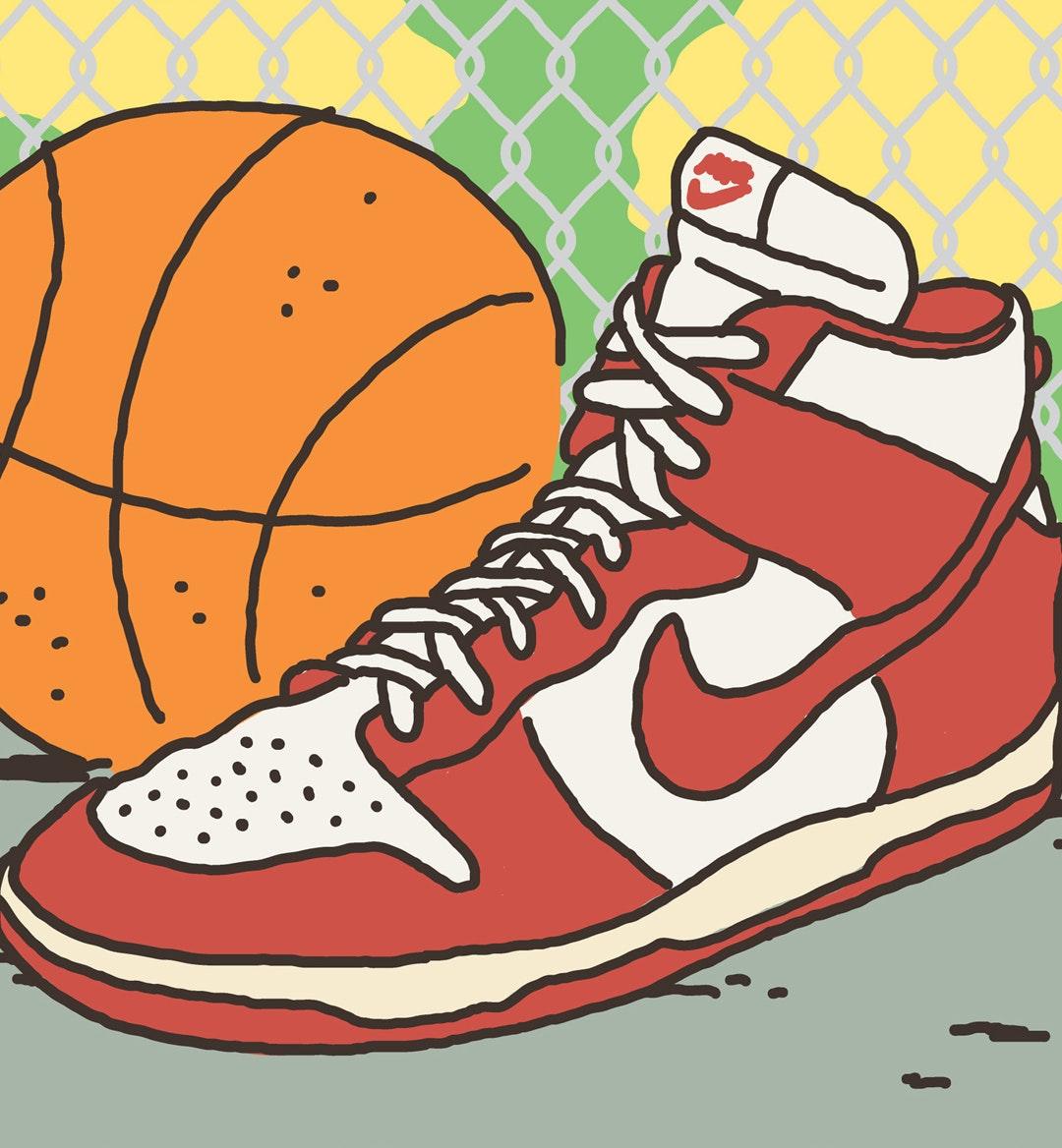 Nike dunks mobile