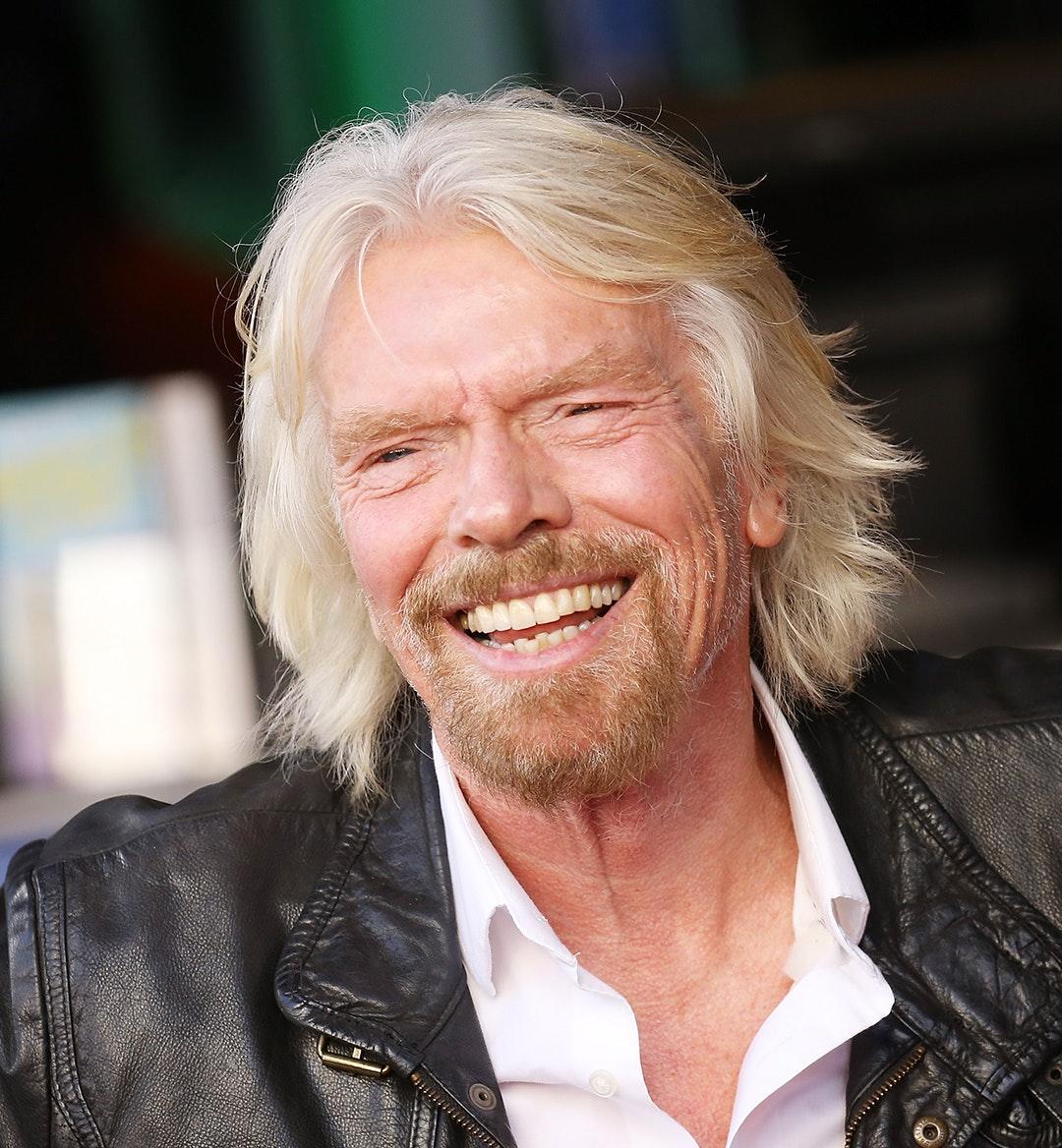 Richard Branson mobile