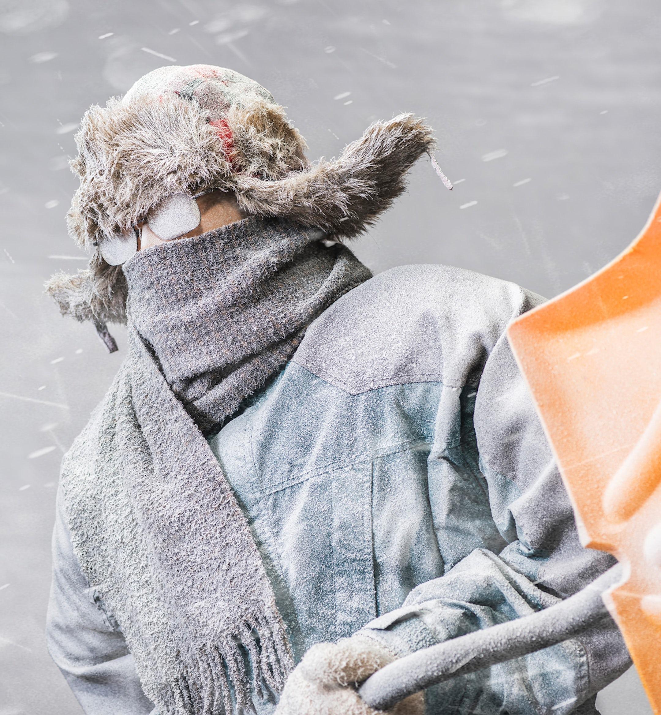 Winter coat mobile