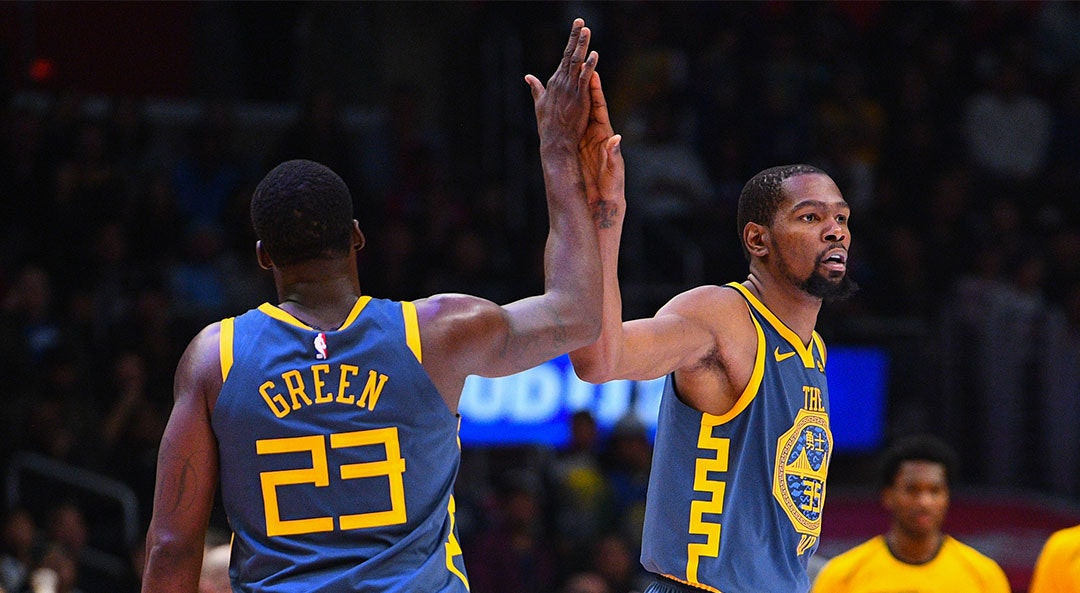kevin durant draymond green Category Image 1080x593